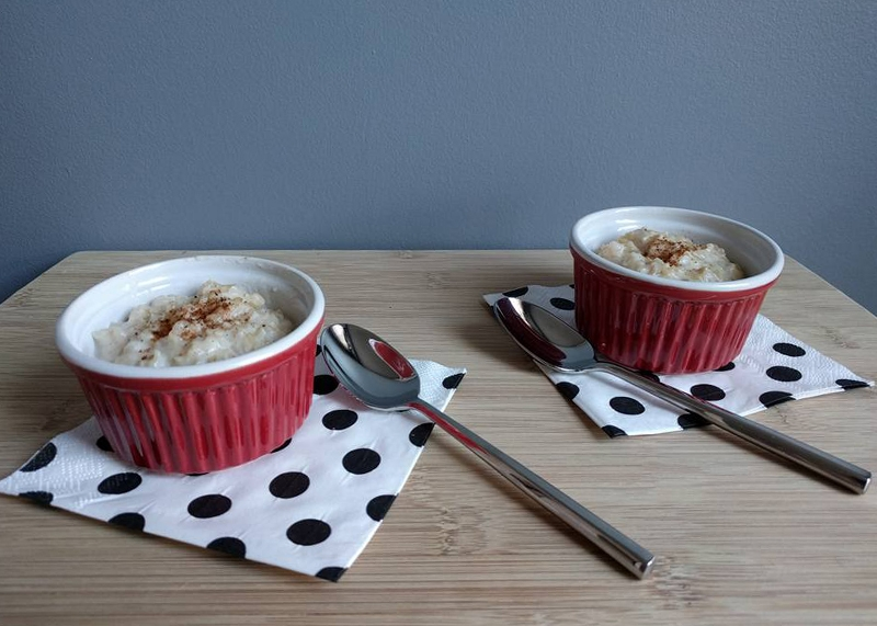 Rice pudding, BB Baking Club