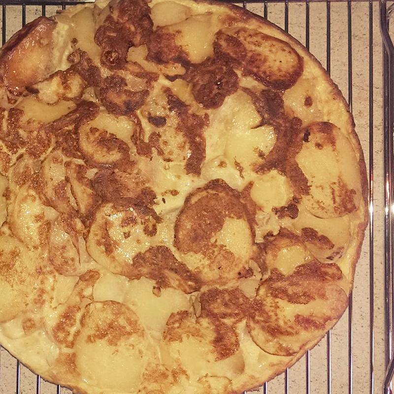 Spanish tortilla recipe, BB Baking Club