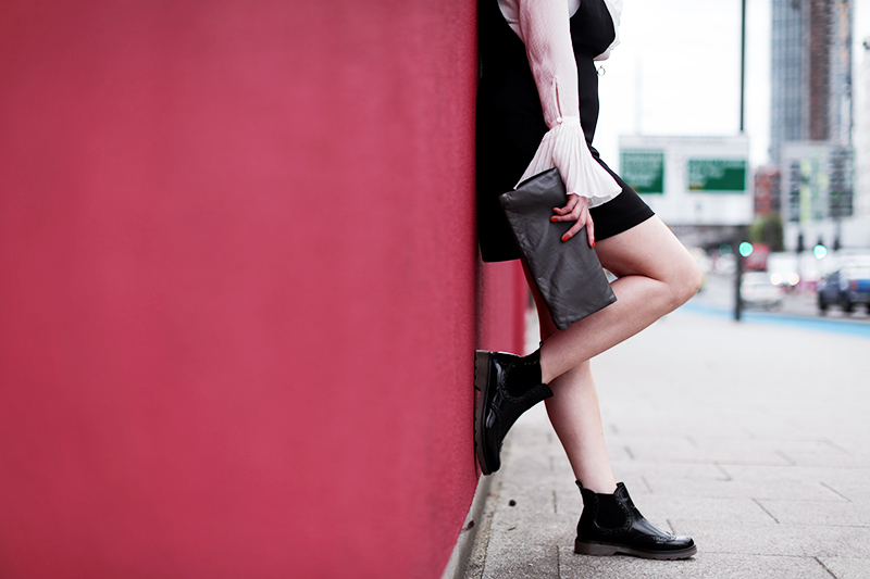 Dolcis patent chelsea boots, Bumpkin Betty