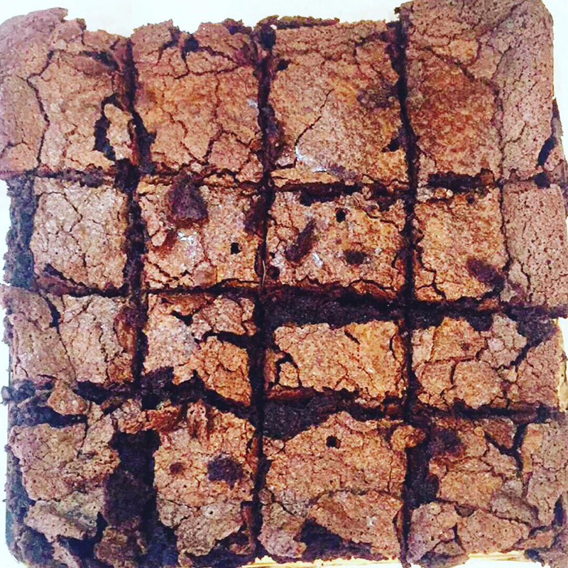 Fodmap friendly brownies, Bumpkin Betty Baking Club