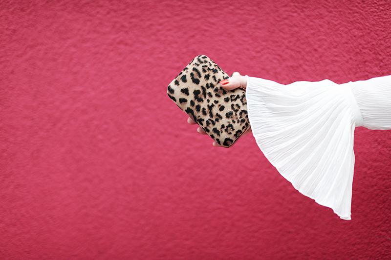 H&M chiffon sleeve top, Bumpkin Betty