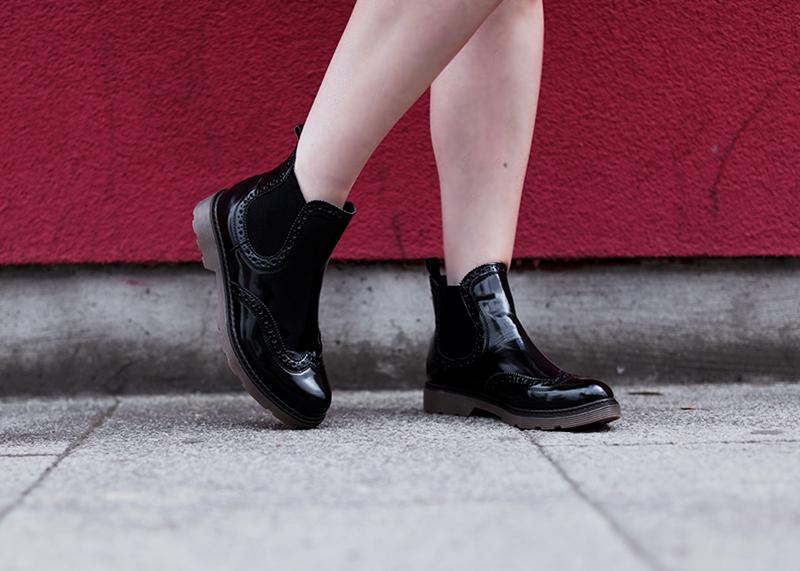 How to wear chelsea boots, Bumpkin Betty