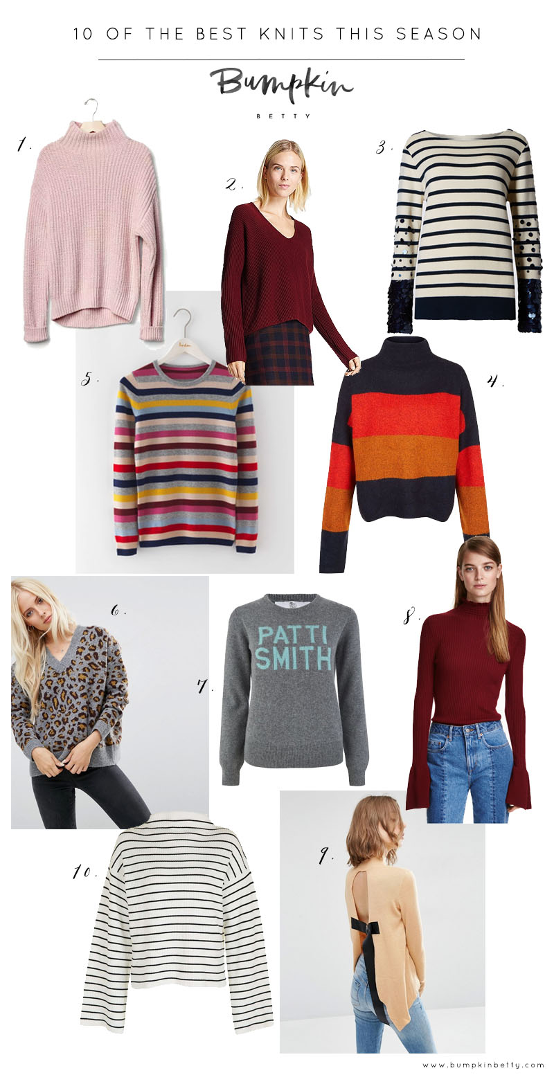 10 of the best knits on the high street, Bumpkin Betty