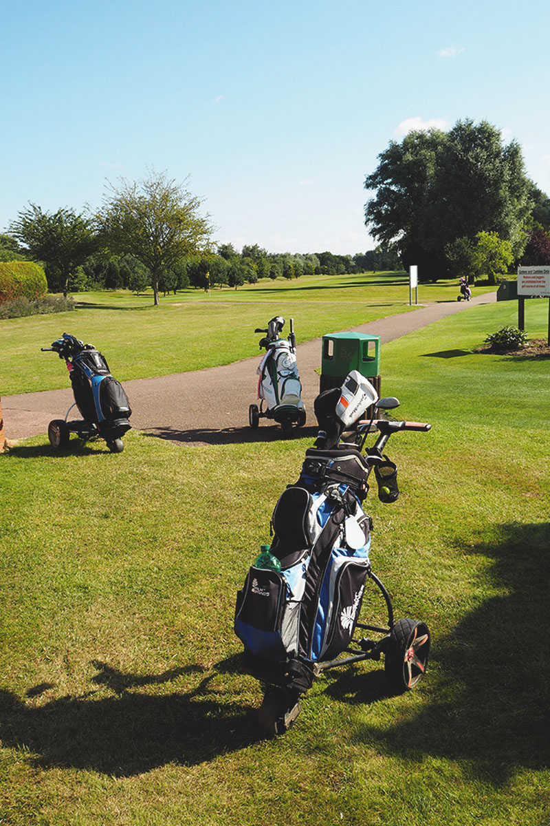 Spa hotels with golf course, Bumpkin Betty