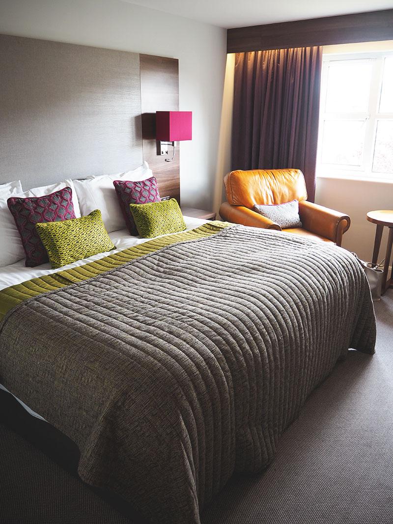 Wyboston Lakes Hotel review, Bumpkin Betty