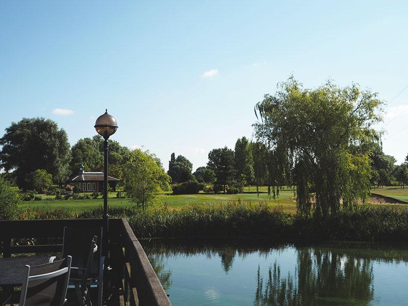 Wyboston Lakes scenery, Bumpkin Betty