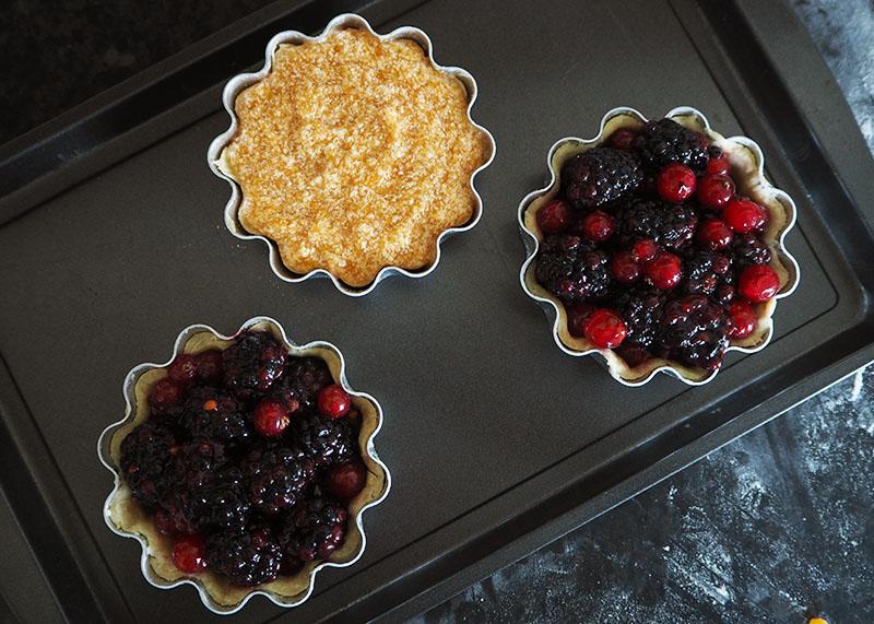 Autumn pie ideas, Bumpkin Betty