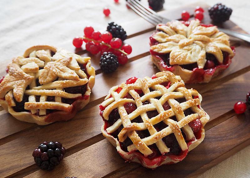Blackbery pie recipe, Bumpkin Betty