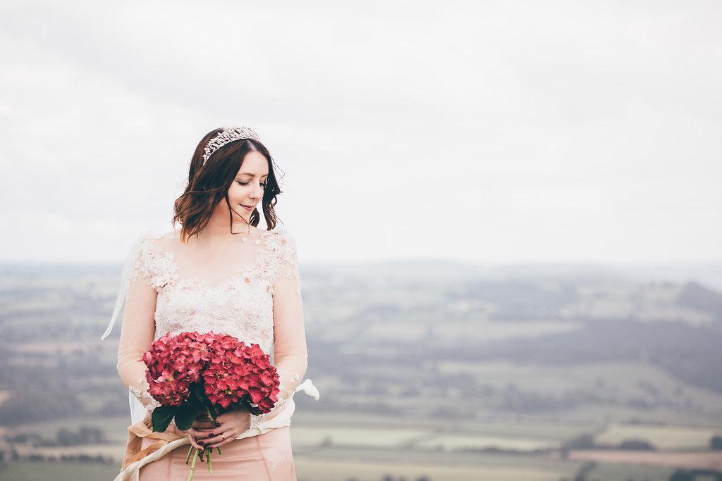 Samantha Walden wedding tiara, Bumpkin Betty