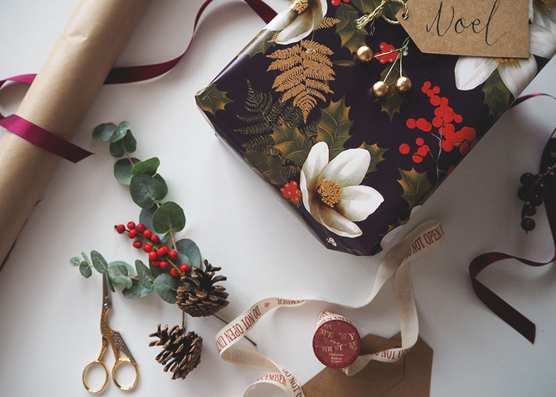 christmas wrapping top tips, bumpkin betty
