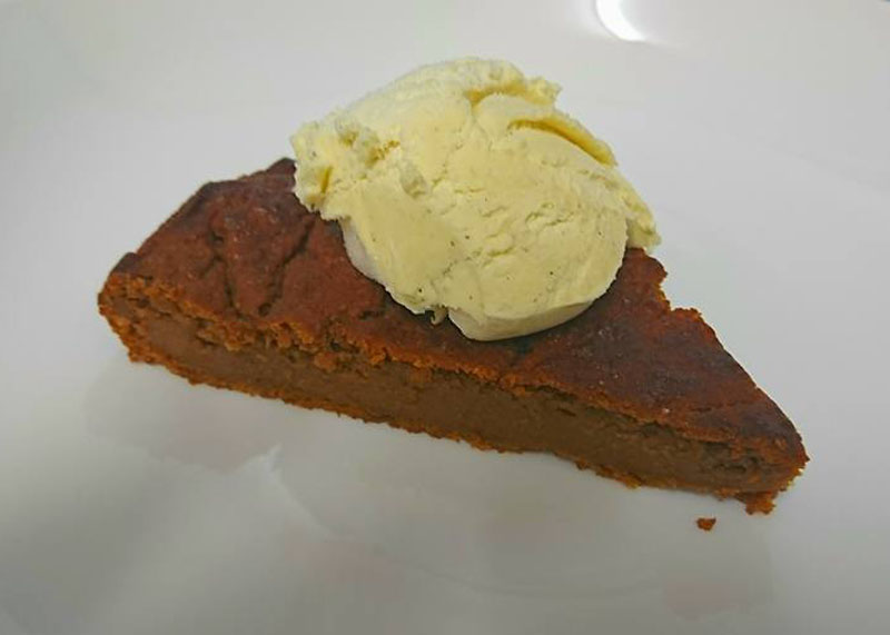 Gluten free pumpkin pie, Bumpkin Betty Baking Club