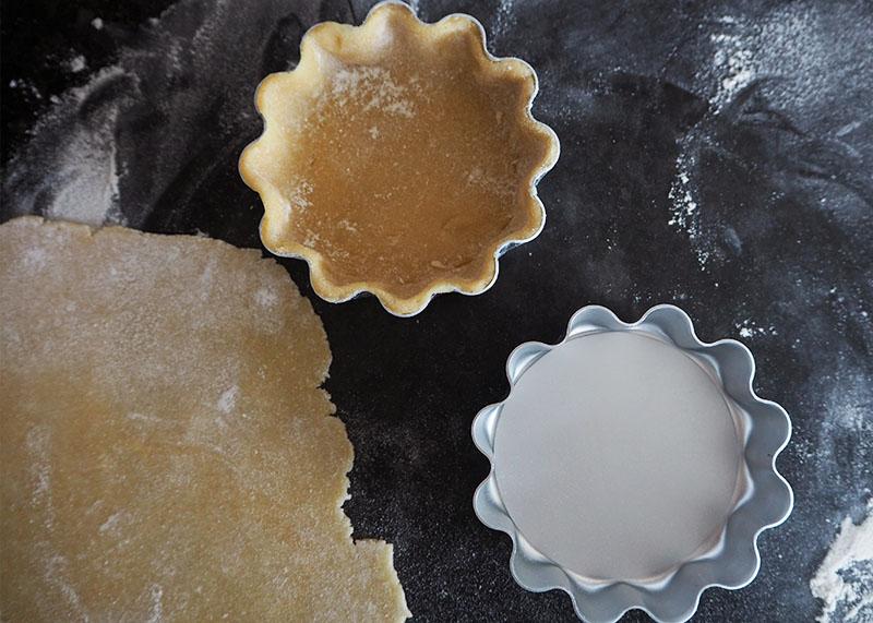 Mini autumn fruit pie recipes, Bumpkin Betty