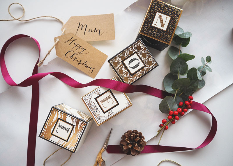 Noel candles from Marks and Spencer, Bumpkin Betty