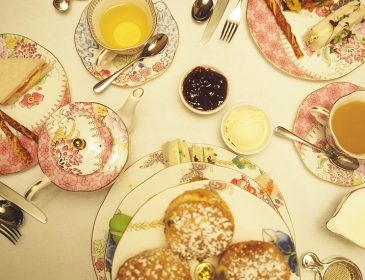Prettiest afternoon teas in London, Bumpkin Betty