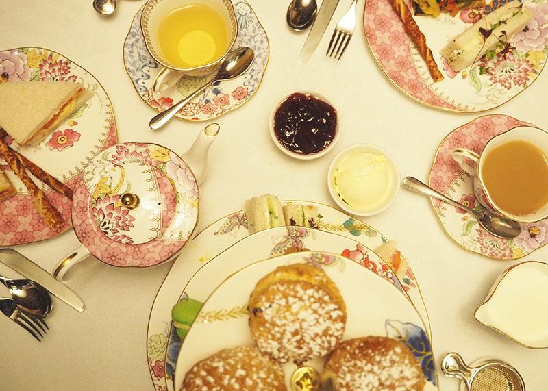 Prettiest afternoon teas in London, Bumpkin Betty