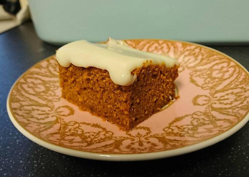 Pumpkin Traybake, Bumpkin Betty Baking Club