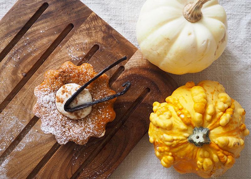 Pumpkin Pie recipe, Bumpkin Betty
