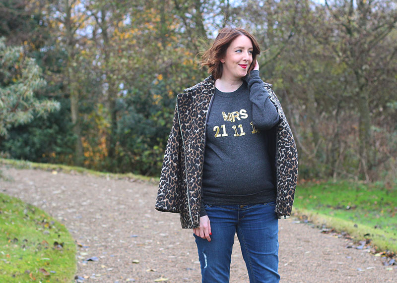 28 week pregnancy update, Bumpkin Betty