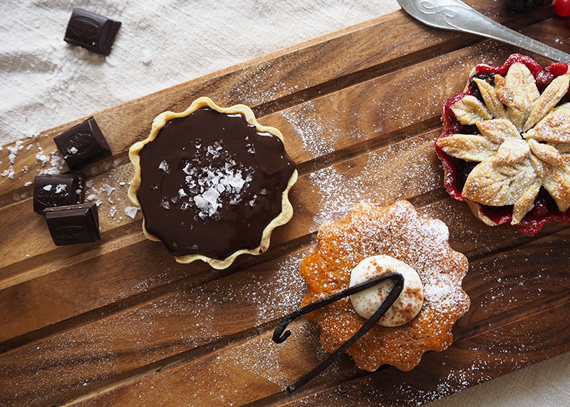 Three fall pie recipes, Bumpkin Betty