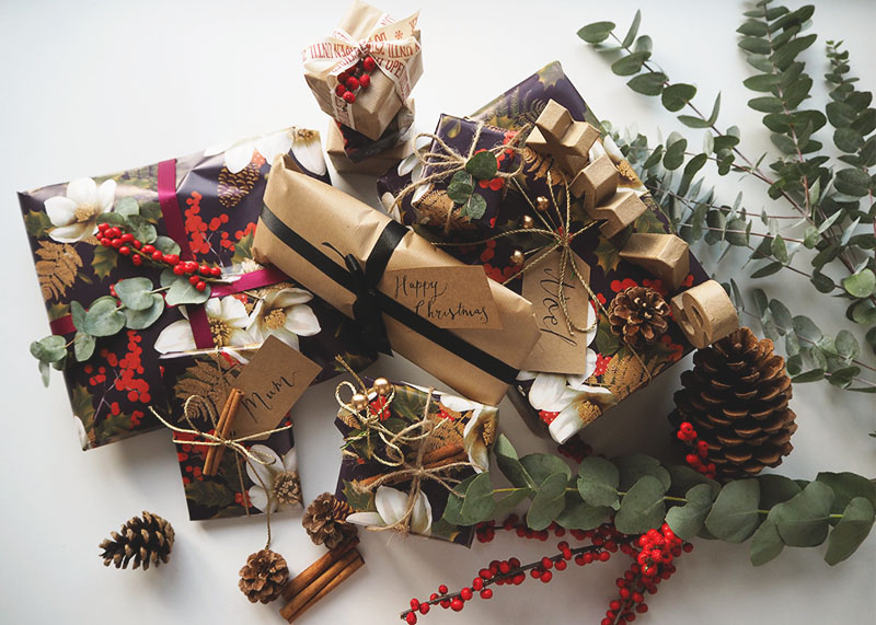 Where to shop for Christmas wrapping, Bumpkin Betty