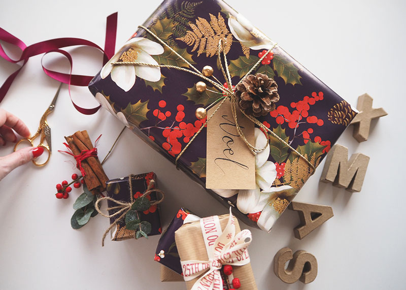 Wrapping paper ideas, Bumpkin Betty