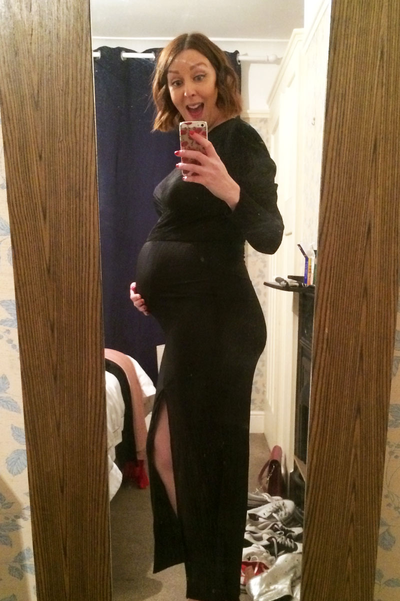 26 weeks pregnant, Bumpkin Betty