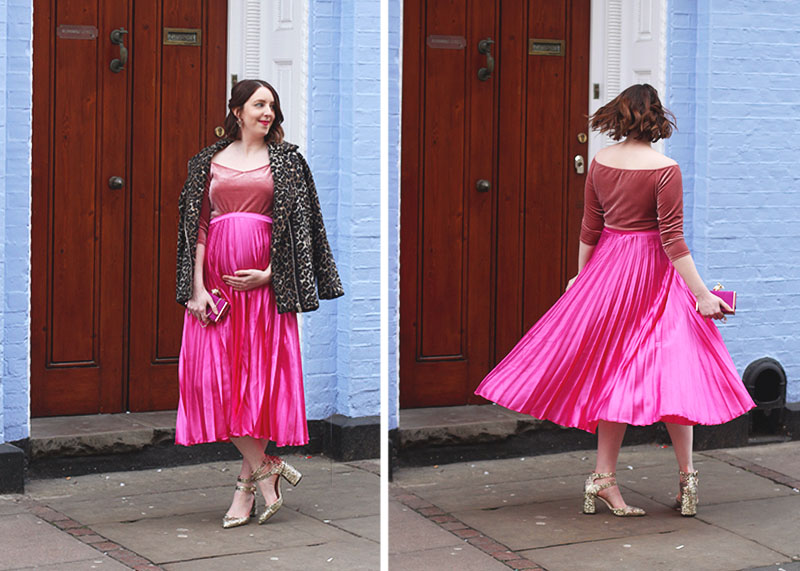 Christmas party outfit ideas, Bumpkin betty