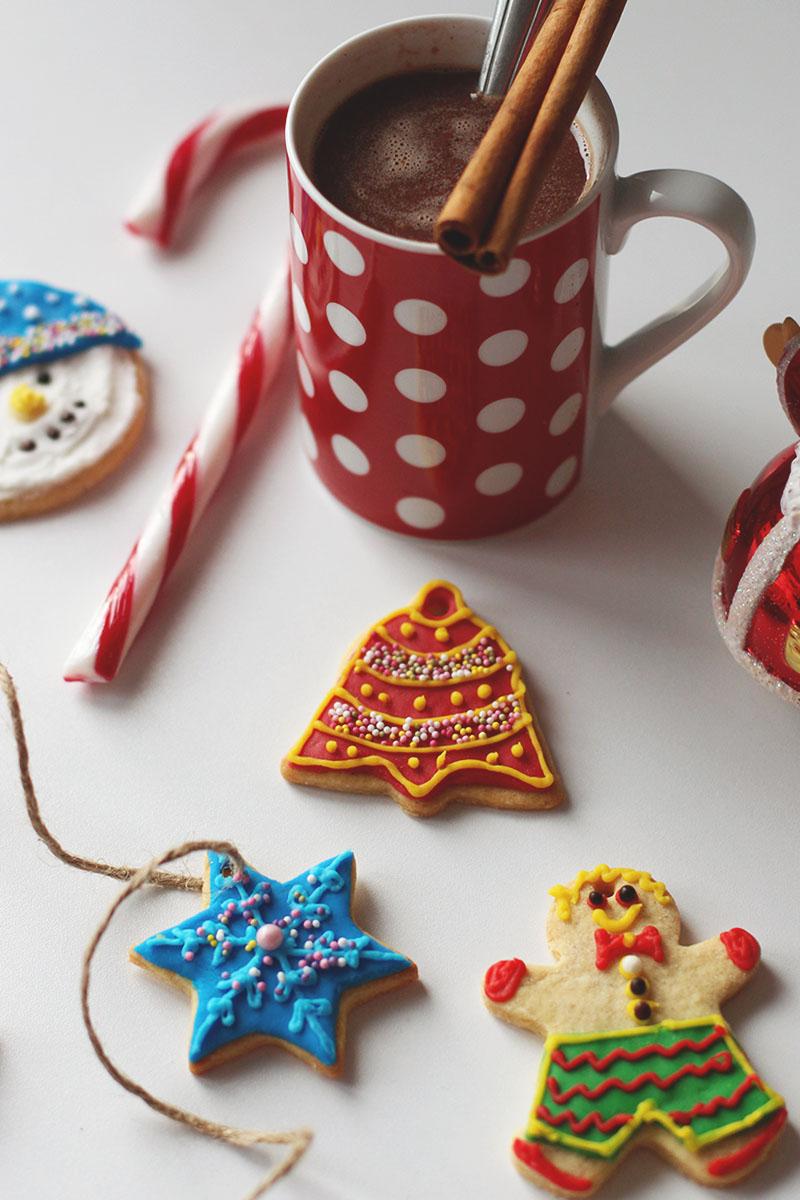 Christmas cookie recipe, Bumpkin Betty