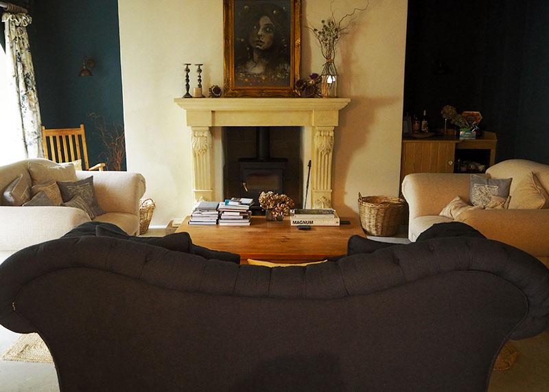 Cosy living room ideas, Bumpkin Betty