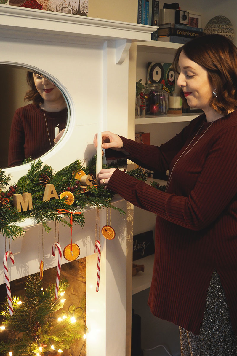 Decorating your home for Christmas, Bumpkin Betty