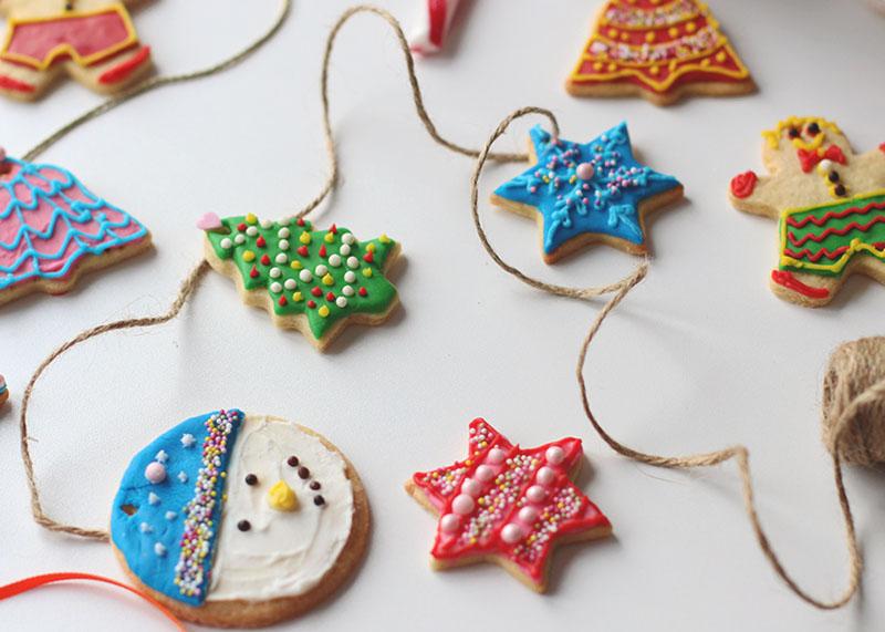 Gingerbread cookies recipe, Bumpkin Betty