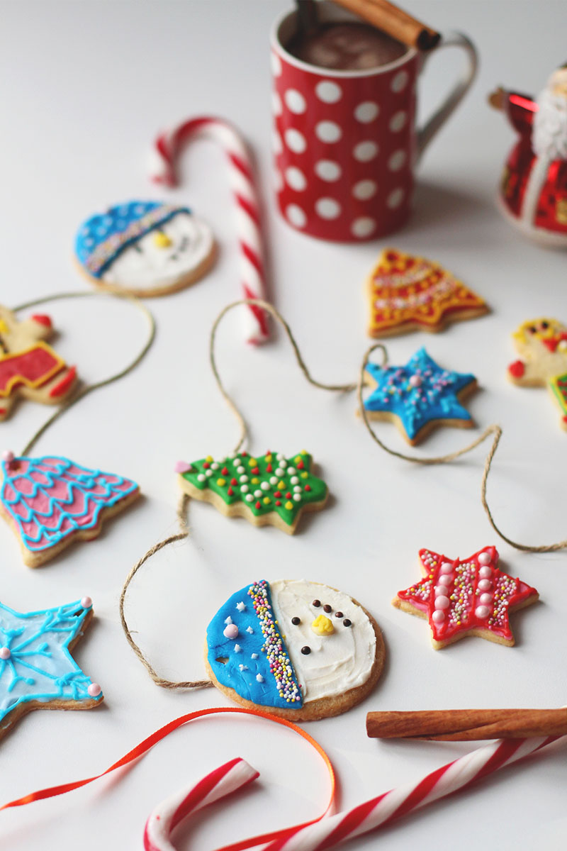 How to make your own edible tree decorations, Bumpkin Betty