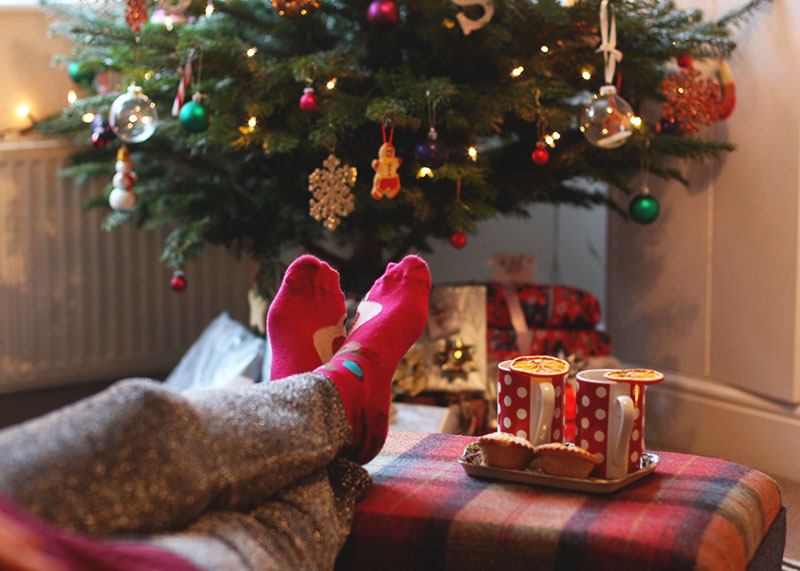 How to relax over the festive period, Bumpkin Betty