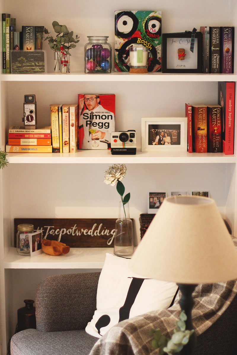 How to style your shelves, Bumpkin Betty