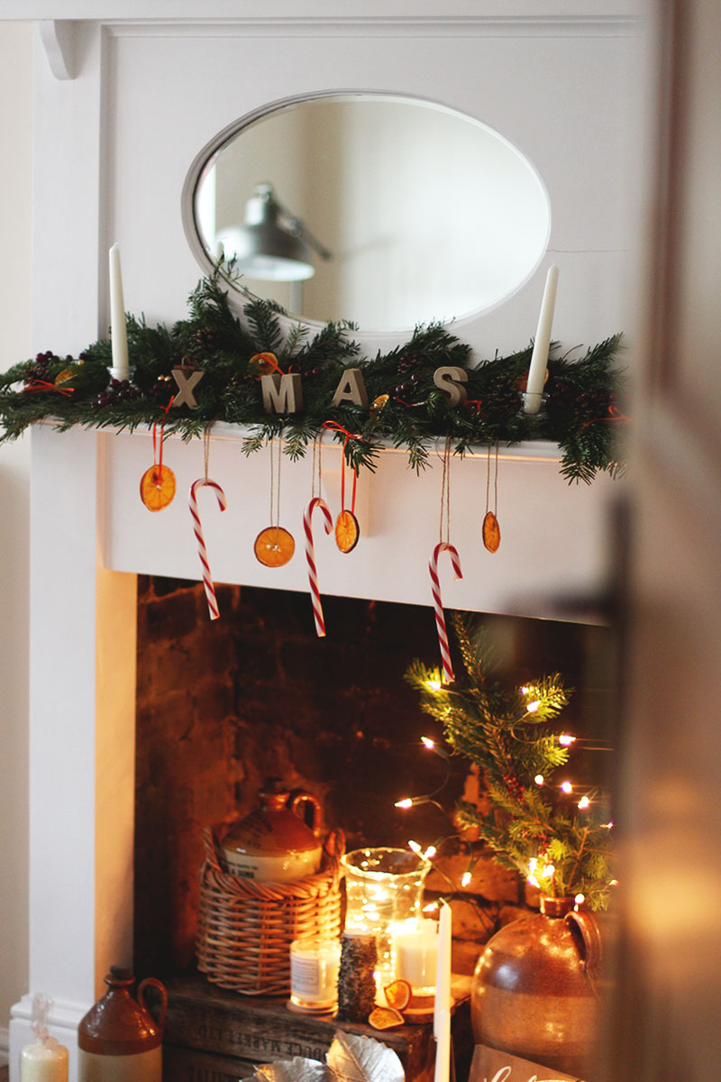How to update your home for Christmas, Bumpkin Betty