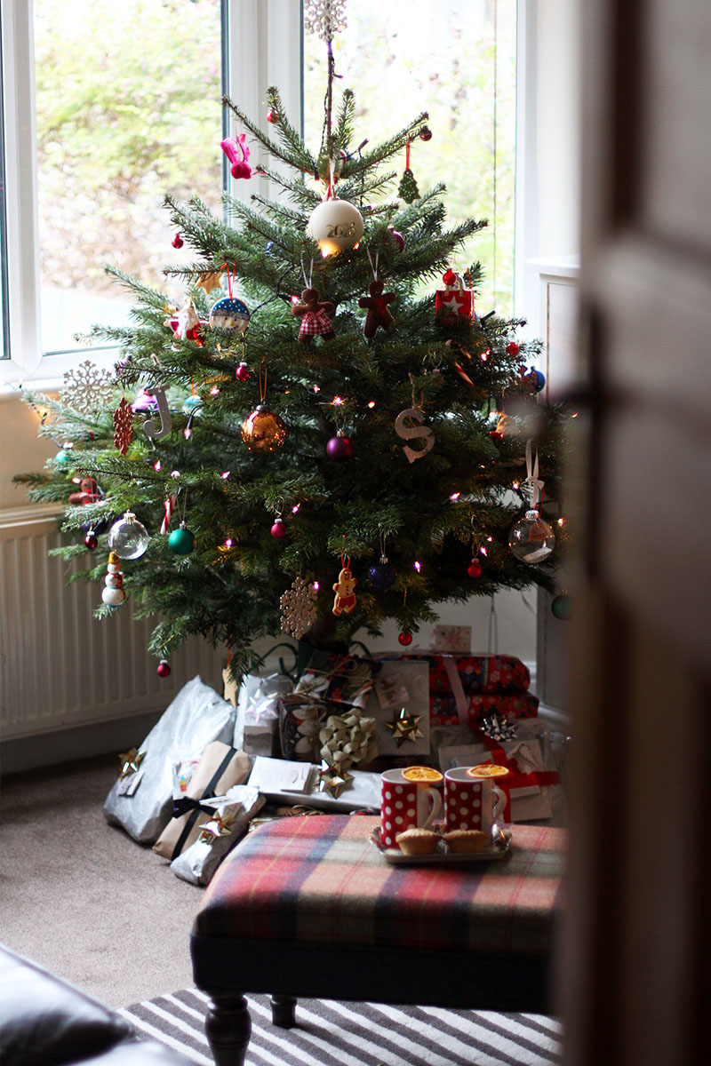 Making your home festive ready, Bumpkin Betty