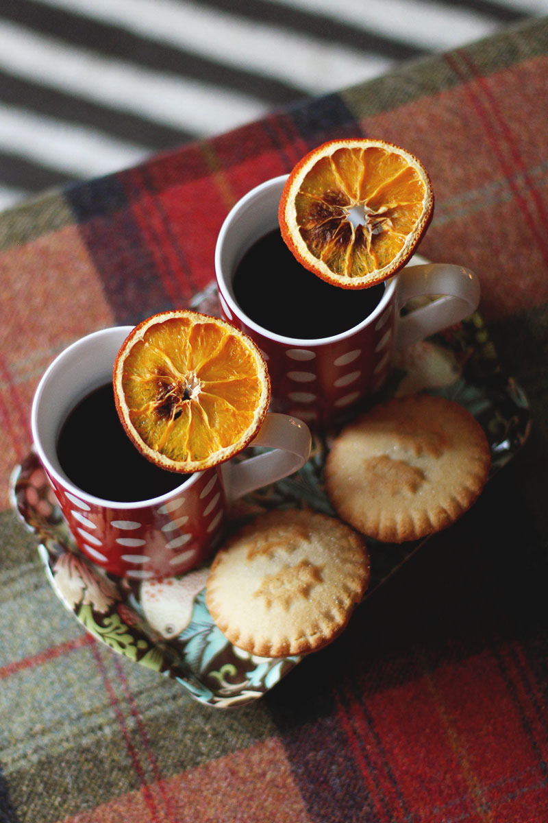 Mulled wine for the festive period, Bumpkin Betty