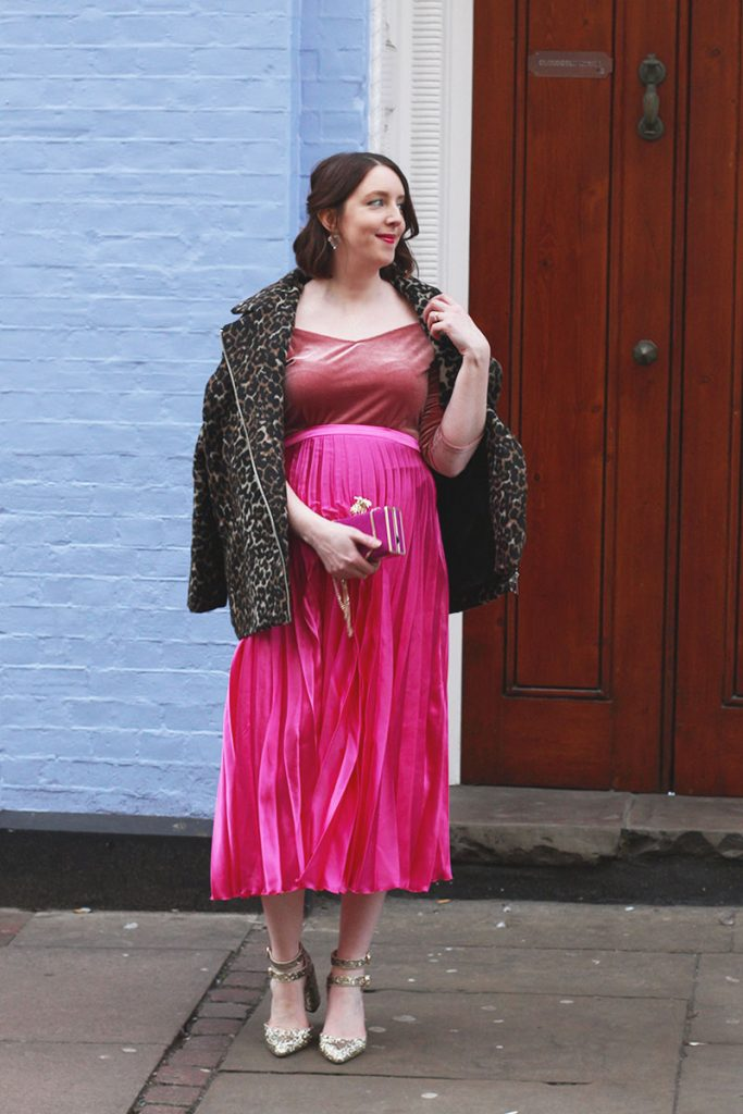 Party wear when pregnant, Bumpkin Betty