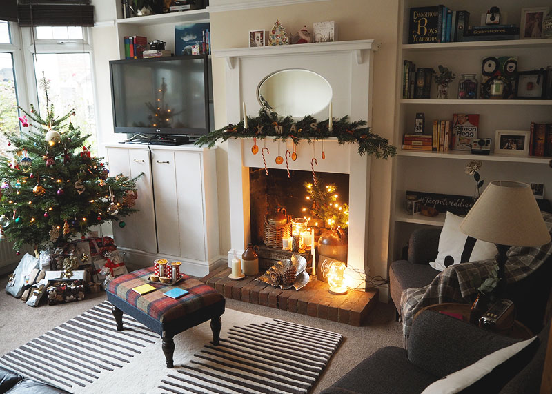 Rustic and cosy living room, Bumpkin Betty