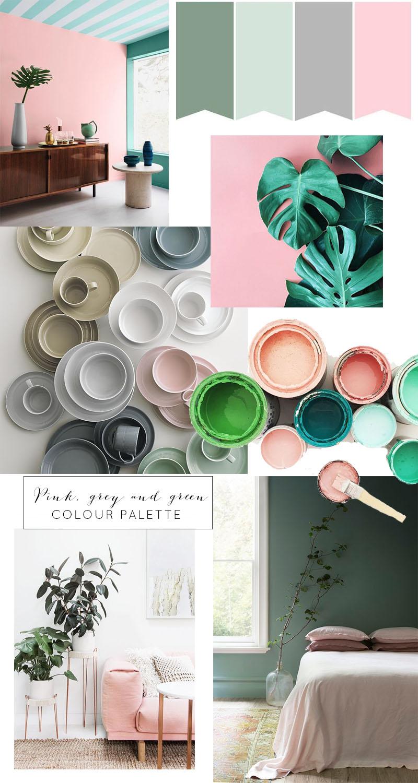 Spare room colour scheme inspiration, Bumpkin Betty