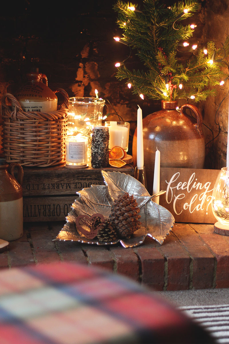 Updating your home for Christmas, Bumpkin Betty