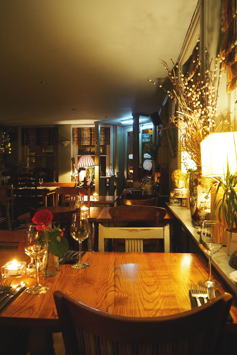 Where to eat in winchester, Bumpkin betty