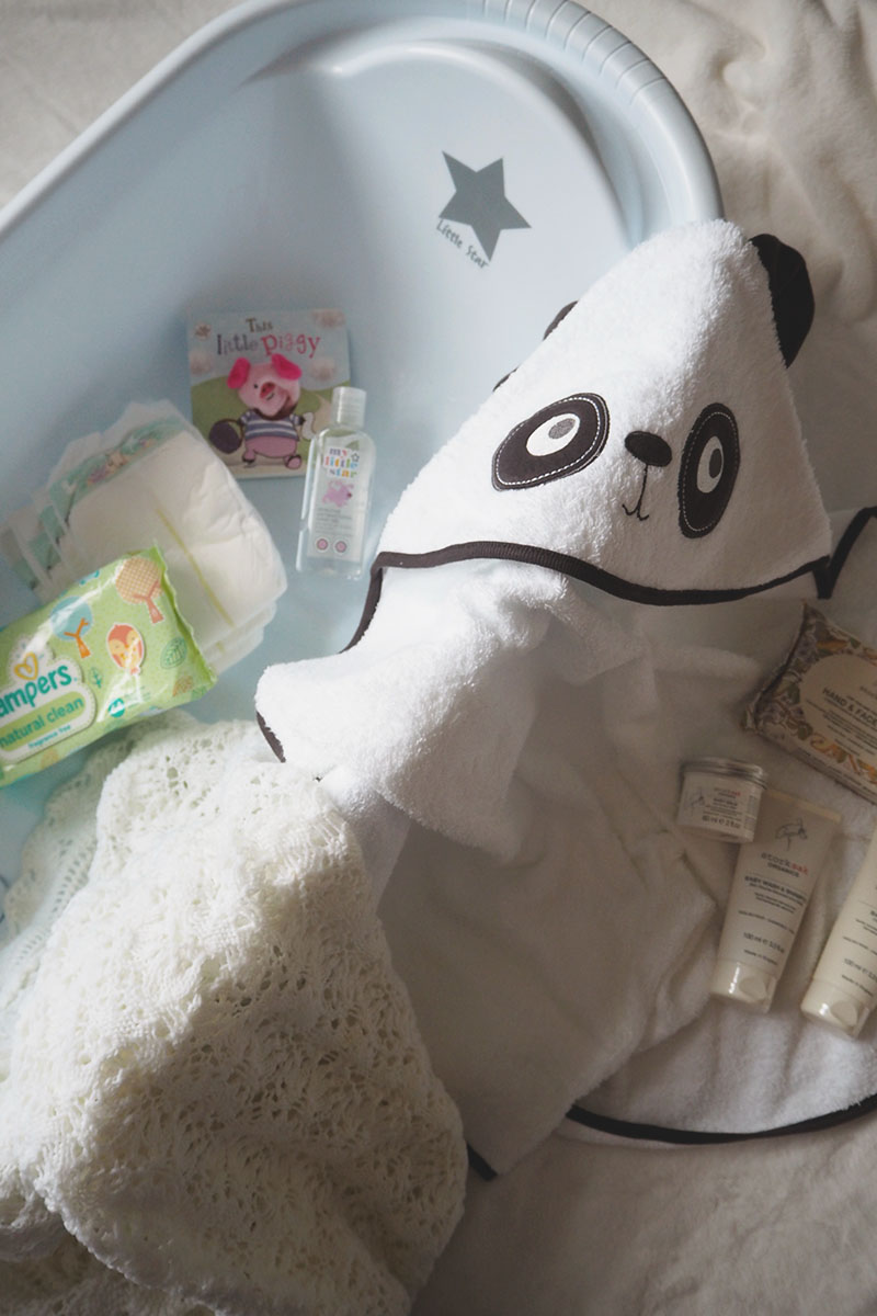 baby bath essentials, Bumpkin Betty