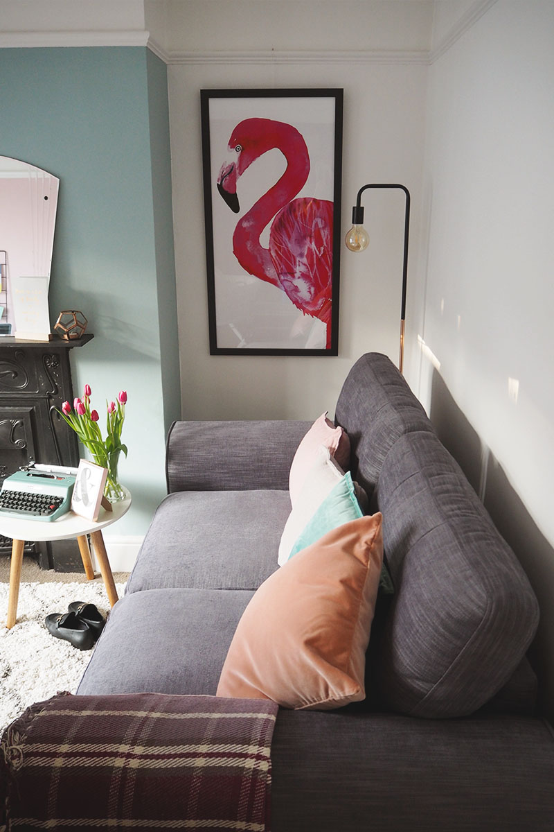green and pink interior ideas, Bumpkin Betty