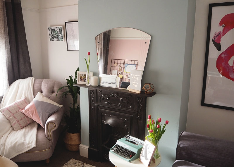 How to makeover your spare room, Bumpkin betty