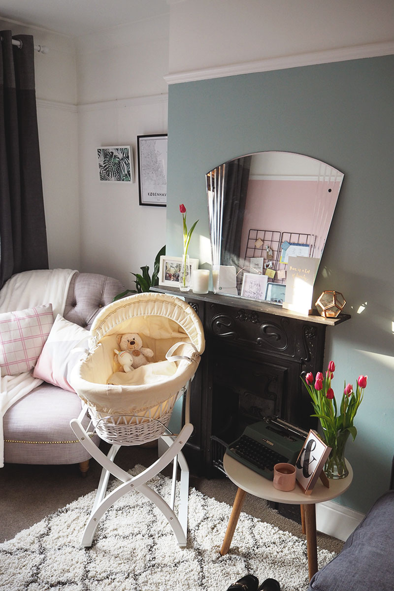 How to makeover your guest room, Bumpkin Betty