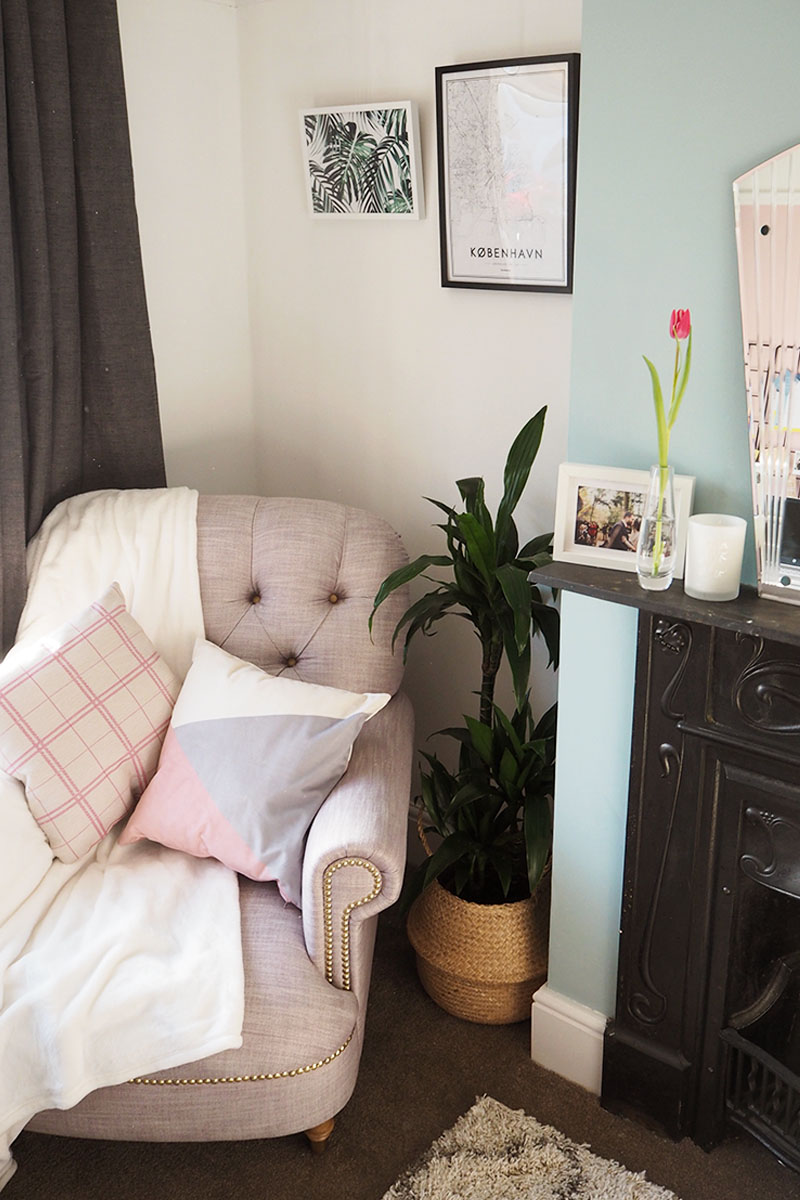 How to transform your home office, Bumpkin betty