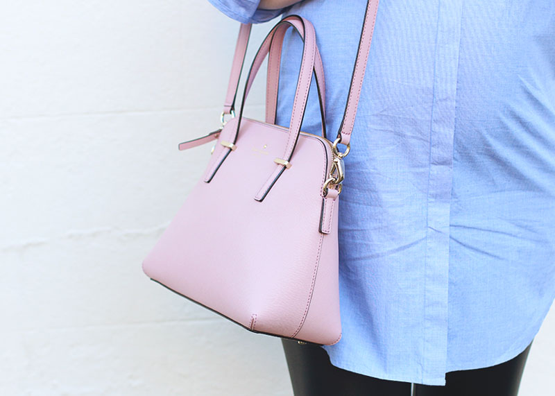 Kate spade pink bag, Bumpkin Betty