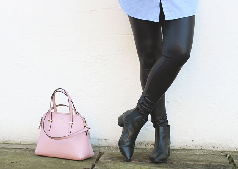 Next leather ankle boots, Bumpkin Betty