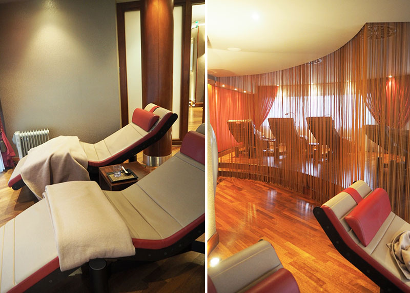 Relaxation suite seaham hall spa, Bumpkin Betty
